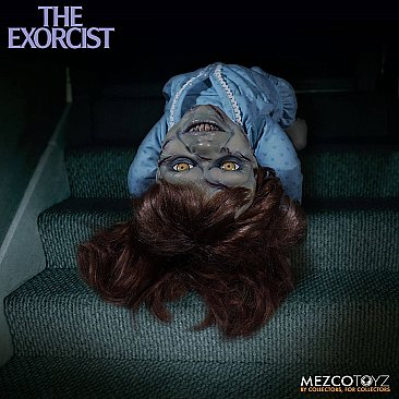 The Exorcist Mega Scale Figure With Sound