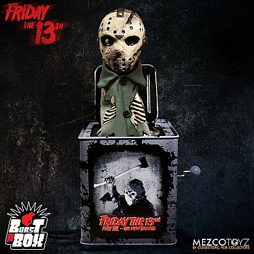 Friday The 13th Part VII: Jason Voorhees Burst-A-Box