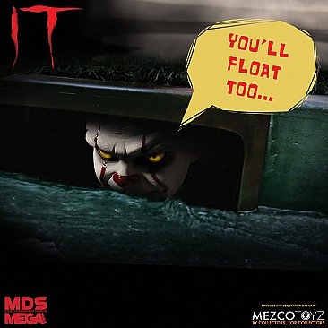 IT 2017 Mega Scale Talking Pennywise