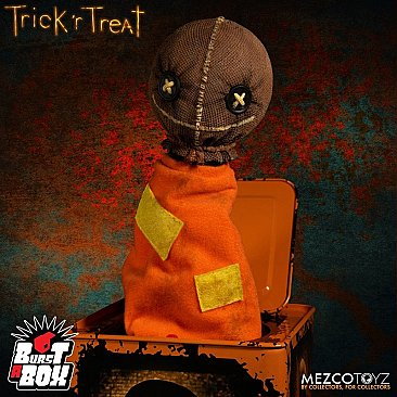 Trick 'r Treat: Sam Burst-A-Box