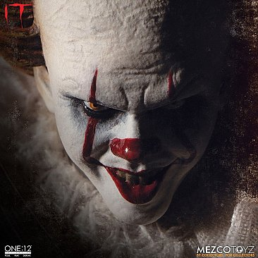 IT 2017 Pennywise One:12 Collective Figure