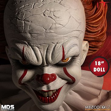 IT Pennywise Roto Plush Doll