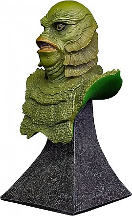 Universal Monsters Creature from the Black Lagoon Mini Bust