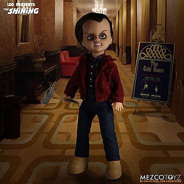 Living Dead Dolls The Shining Jack Torrance