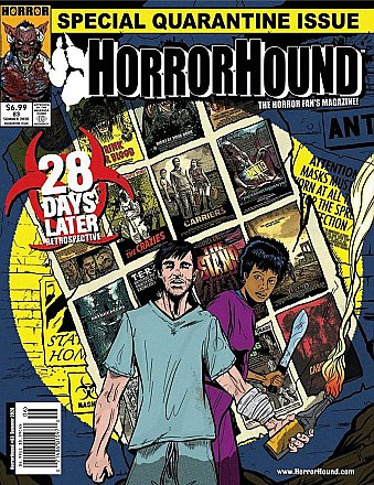 HorrorHound Magazine #83