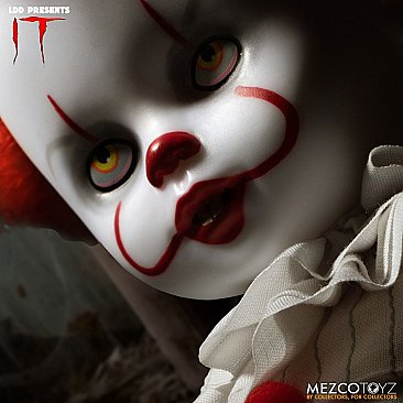 Living Dead Dolls IT Pennywise