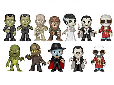 Universal Monsters Mystery Minis