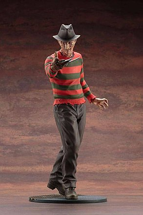 A Nightmare On Elm Street 4 Freddy Krueger Artfx Statue