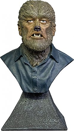 Universal Monsters The Wolfman Mini Bust