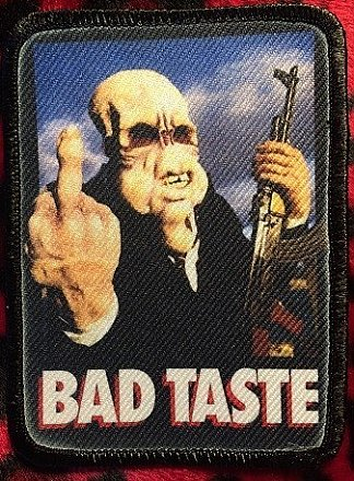 Bad Taste Patch