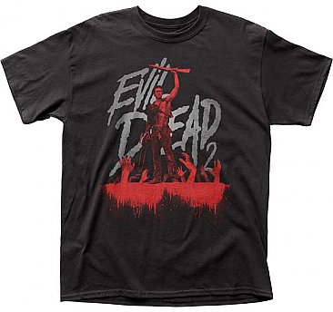 Evil Dead 2 Blu-Ray Cover Shirt