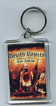 The Devil's Rejects Key Chain