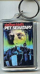 Key Chains: Pet Sematary