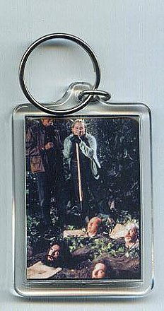 Motel Hell Key Chain