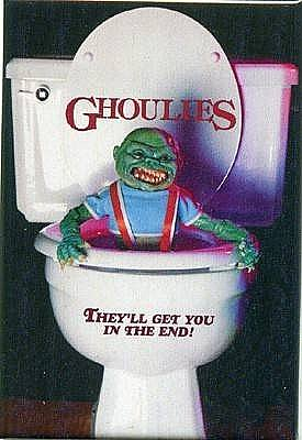Ghoulies Magnet