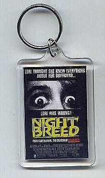 Nightbreed Key Chain