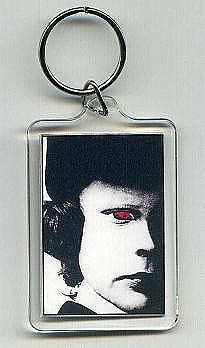 The Omen Key Chain