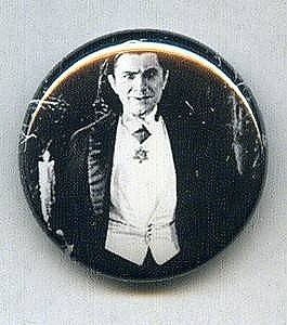 Dracula Standing Button