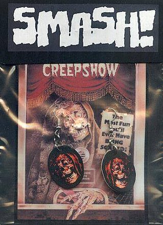 Earrings: Creepshow