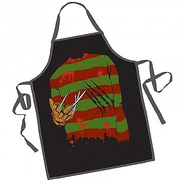 A Nighmare on Elm Street Freddy Apron