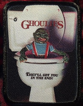 Ghoulies Patch