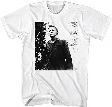 Halloween Myers Watching Shirt