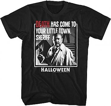 Halloween Death Has Come Shirt