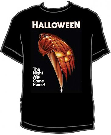 Halloween Movie Poster Shirt