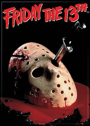 Friday the 13th Final Chapter Magnet