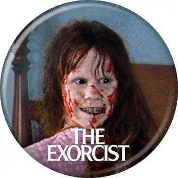 The Exorcist Blood Button