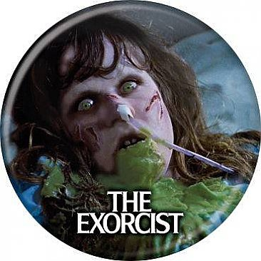 The Exorcist Vomit Button