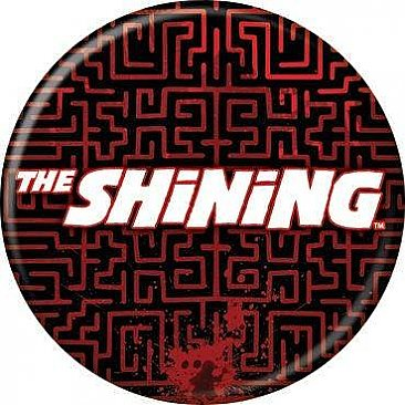 The Shining Maze Button