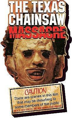 Texas Chainsaw Massacre Leatherface Head Funky Chunky Magnet