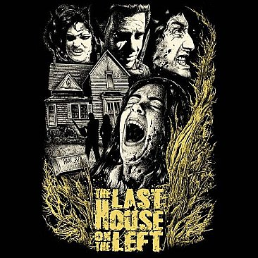 Last House on the Left Shirt