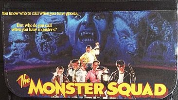 The Monster Squad Woman's Wallet