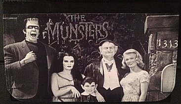 The Munsters Woman's Wallet