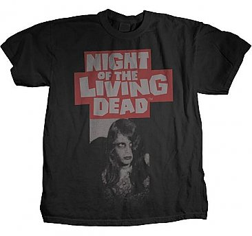 Night of the Living Dead Kyra Coming Out Shirt