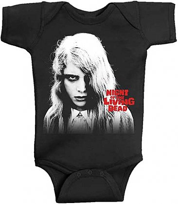 Night of the Living Dead Ghoul Onesie