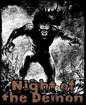 Night of the Demon Shirt