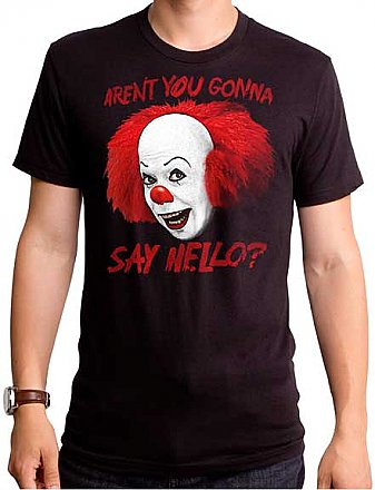 Stephen King's IT Pennywise Shirt
