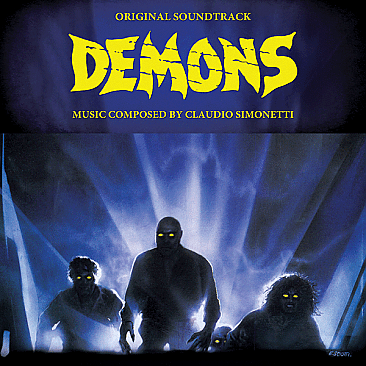 Demons Original Soundtrack LP