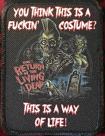 The Return of the Living Dead Way of Life Patch