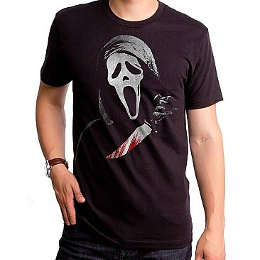 Scream Red Blade Shirt