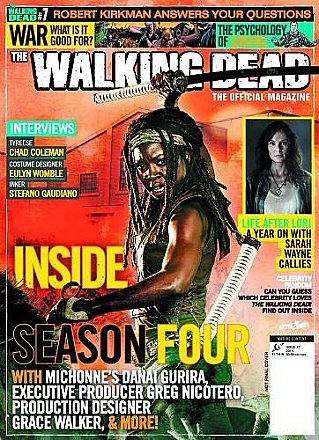 The Walking Dead Magazine #07