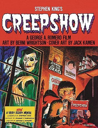 Creepshow Graphic Novel