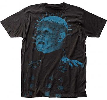 Hellraiser Pinhead Big Print Shirt