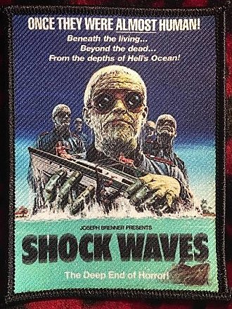 Shock Waves Patch