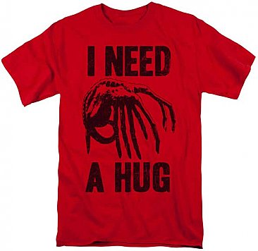 Alien I Need A Hug Shirt