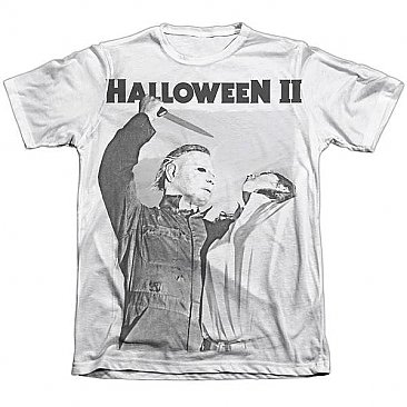 Halloween II Serial Serenade Shirt