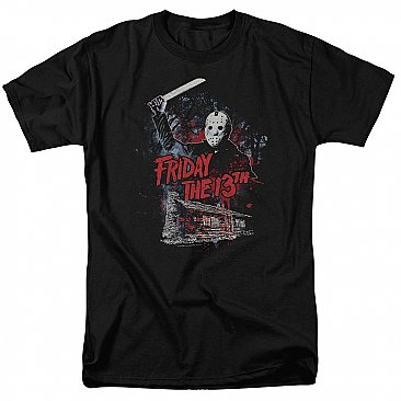 Friday the 13th Cabin Shirt